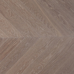 Oak Multilayer Chevron REMBRANDT Dark Smoked  White Washed Matt Lacquer 171702
