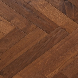 Oak Multilayer Herringbone AMITY Antique Distressed Natural Brushed & Lacquer ATQ001