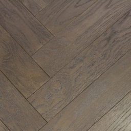 Oak Multilayer Herringbone CHESTER Brown Lacquer MO1056