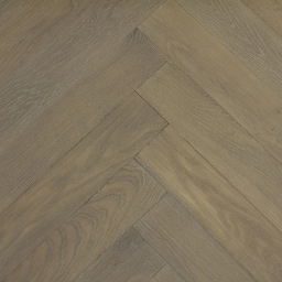 Oak Multilayer Herringbone DICKINS Reaction Stain Brown Lacquer B9042
