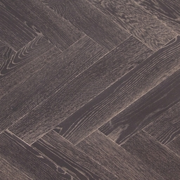 Oak Multilayer Herringbone ELIZABETHAN Black Reaction Stain White Lacquer B9015