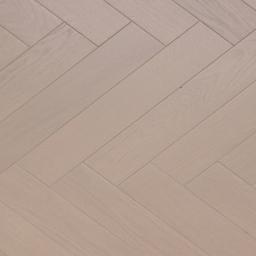 Oak Multilayer Herringbone FROSTY GREY Grey Stain Matt Lacquer MA017