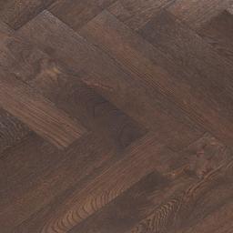 Oak Multilayer Herringbone IRON GREY Grey Silk Matt Lacquer MO1032
