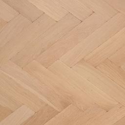 Solid Oak Herringbone PLATH No Visible Lacquer B5007