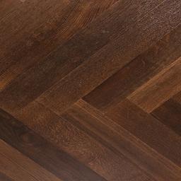 Oak Multilayer Herringbone SMOKED Dark Smoked Gloss Lacquer BTH016