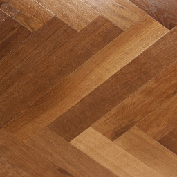 Oak Multilayer Herringbone SMOKED Light Smoked Gloss Lacquer BTH015