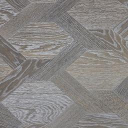Oak Multilayer Mansion Weave FUMED OAK  Silver Lacquer MO1030