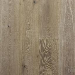 Oak Multilayer BASANTIK  WHITE Brown Reaction Stain White Lacquered B9005
