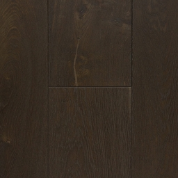 Oak Multilayer ESPRESSO Brown Stain Brushed & Grey Lacquered 171719