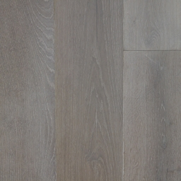 Oak Multilayer IN THE MILL Brown Reaction Reaction Stain Brushed & White Lacquered B9001