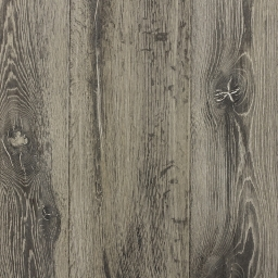 Oak Multilayer LILLY WHITE Antique Distressed Brushed Black Reaction Stain White Lacquered ATQ019