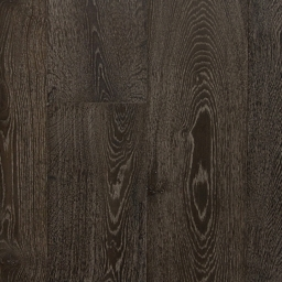 Oak Multilayer STORM Black Reaction Stain White Lacquered B9007